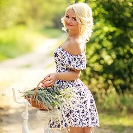 Pretty wife Inna, 40 yrs.old from Melitopol, Ukraine