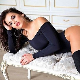 Nice miss Anastasia, 22 yrs.old from Kiev, Ukraine