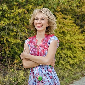 Hot mail order bride Oksana, 51 yrs.old from Sevastopol, Russia