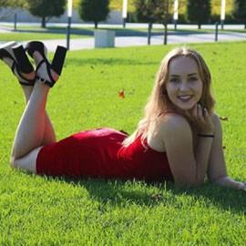 Charming miss Olga, 23 yrs.old from Kharkov, Ukraine