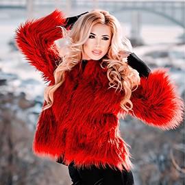 Pretty lady Victoriya, 35 yrs.old from Zaporozhye, Ukraine