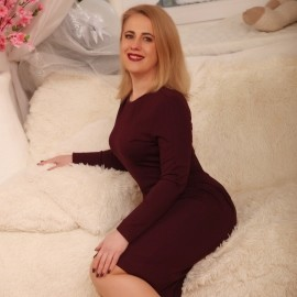Pretty miss Vita, 45 yrs.old from Khmelnytsky, Ukraine