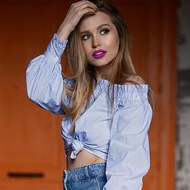 Gorgeous girl Anastasia, 24 yrs.old from Kiev, Ukraine
