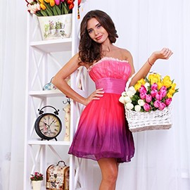 Nice bride Julia, 33 yrs.old from Chernihiv, Ukraine