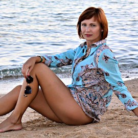 Gorgeous woman Svetlana, 46 yrs.old from Dnipro, Ukraine