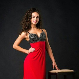 Nice wife Antonina, 25 yrs.old from Kharkiv, Ukraine