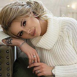Charming mail order bride Alexandra, 23 yrs.old from Minsk, Belarus