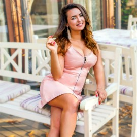 Pretty miss Oksana, 35 yrs.old from Odessa, Ukraine