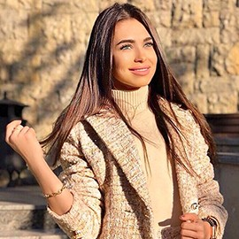 Single girlfriend Anna, 23 yrs.old from Kyiv, Ukraine