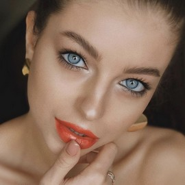 Nice bride Anna, 23 yrs.old from St. Petersburg, Russia