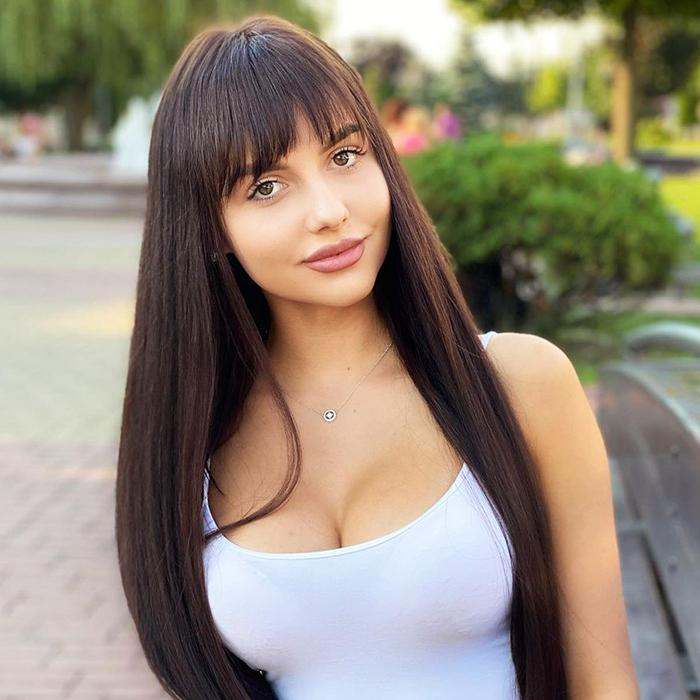 Pretty girlfriend Kristina, 20 yrs.old from Grodno, Belarus