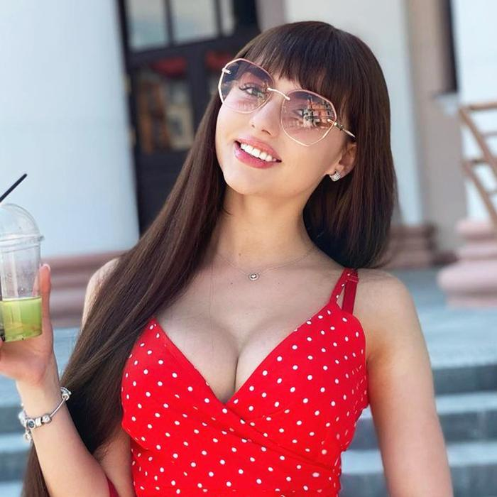 Hot miss Kristina, 20 yrs.old from Grodno, Belarus
