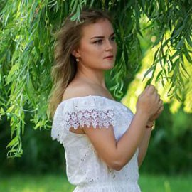 Beautiful woman Anastasiya, 29 yrs.old from Dneprorudnui, Ukraine
