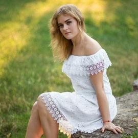 Amazing girlfriend Anastasiya, 29 yrs.old from Dneprorudnui, Ukraine