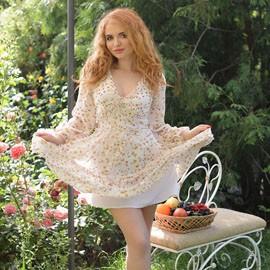 Beautiful girlfriend Kristina, 18 yrs.old from Kharkov, Ukraine
