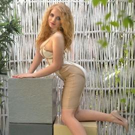 Pretty wife Kristina, 18 yrs.old from Kharkov, Ukraine