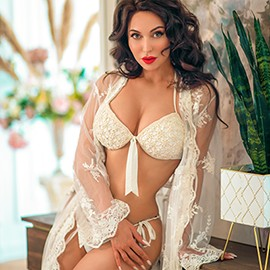 Gorgeous wife Tatiana, 38 yrs.old from Novosibirsk, Russia