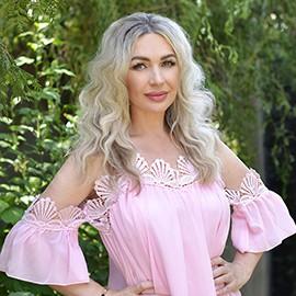 Single mail order bride Svetlana, 44 yrs.old from Kharkov, Ukraine