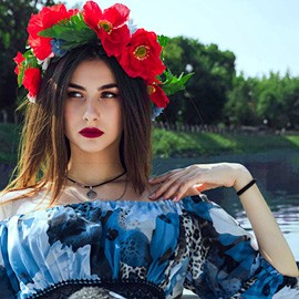 Beautiful woman Amina, 18 yrs.old from Kharkov, Ukraine
