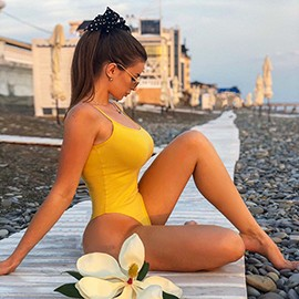 Charming bride Alina, 23 yrs.old from St. Petersburg, Russia