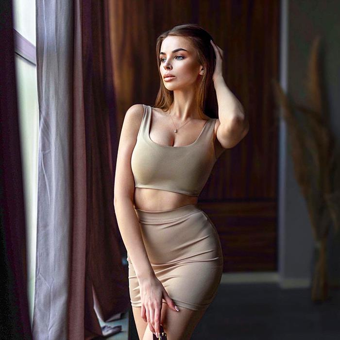 Nice girl Alina, 23 yrs.old from St. Petersburg, Russia