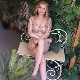 Charming miss Daria, 22 yrs.old from Kharkiv, Ukraine