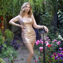 Pretty wife Daria, 22 yrs.old from Kharkiv, Ukraine