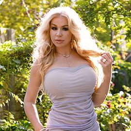 Charming bride Viktoria, 46 yrs.old from Kharkov, Ukraine