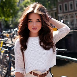 Sexy mail order bride Olha, 27 yrs.old from Amsterdam, Netherlands