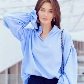 Charming miss Elisaveta, 23 yrs.old from Moscow, Russia