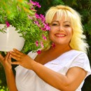 charming mail order bride Nadezhda, 56 yrs.old from Berdyansk, Ukraine