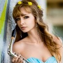 single bride Yana, 25 yrs.old from Moscow, Russia