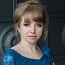 hot mail order bride Elena, 27 yrs.old from Pytalovo, Russia