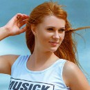 pretty wife Ekaterina, 19 yrs.old from Simferopol, Russia
