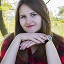 single mail order bride Marina, 23 yrs.old from Lugansk, Ukraine