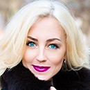 nice wife Olesia, 40 yrs.old from Kiev, Ukraine