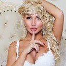 charming mail order bride Nataliya, 40 yrs.old from Saint Petersburg, Russia