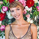 nice mail order bride Elena, 42 yrs.old from Kharkov, Ukraine