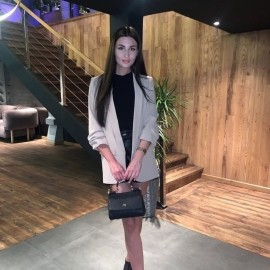 Pretty girlfriend Ekaterina, 21 yrs.old from Kiev, Ukraine