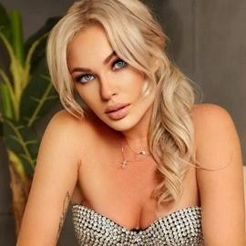 Charming bride Kristina, 34 yrs.old from Moscow, Russia