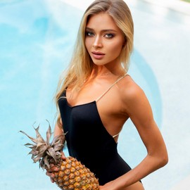 Nice girlfriend Julia, 28 yrs.old from Castelldefels, Spain
