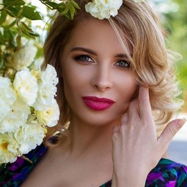Beautiful mail order bride Julia, 32 yrs.old from Dnepr, Ukraine
