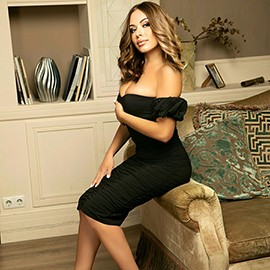 Hot bride Karina, 25 yrs.old from Kiev, Ukraine