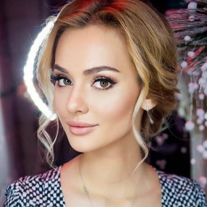 charming miss Olga, 33 yrs.old from Moscow, Russia