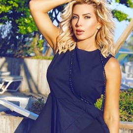 Gorgeous mail order bride Svetlana, 40 yrs.old from Miami, United States