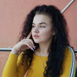 Pretty girl Christina, 19 yrs.old from Lviv, Ukraine