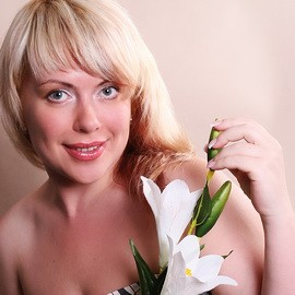 Gorgeous miss Svetlana, 40 yrs.old from Kharkov, Ukraine