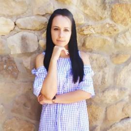 Beautiful girlfriend Ludmila, 32 yrs.old from Severodonetsk, Ukraine