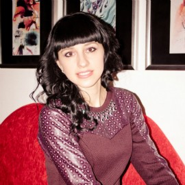 Charming pen pal Ludmila, 32 yrs.old from Severodonetsk, Ukraine