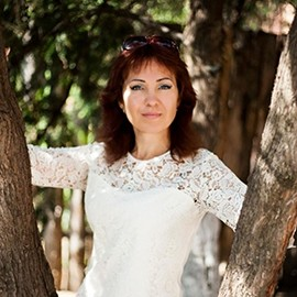 Charming miss Oxana, 43 yrs.old from Berdyansk, Ukraine